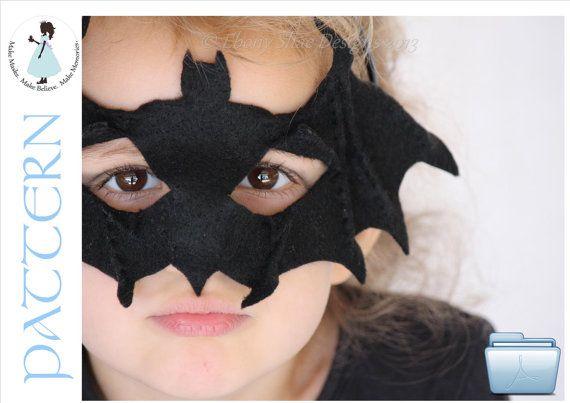 Bat+mask+PDF+PATTERN.++One+size+fits+most.++Instant+by+EbonyShae