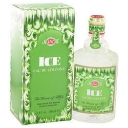 4711 Ice by Maurer & Wirtz Eau De Cologne (Unisex) 3.4 oz (Men)