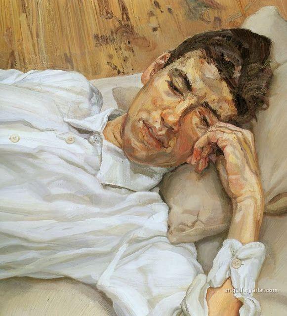 'Bella' (Freud), 1987 - Lucian Freud
