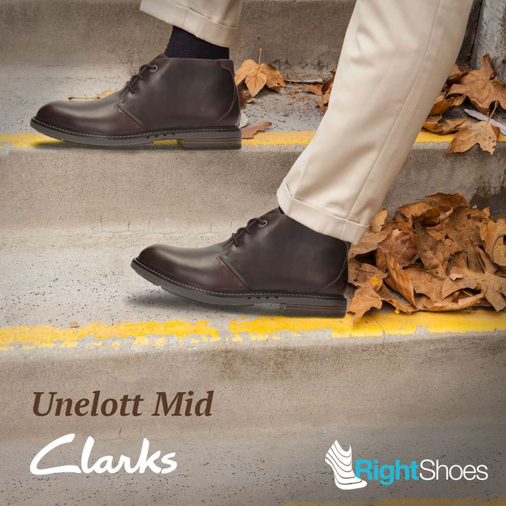 Find Clarks Unelott Mid on our website! And find your perfect size! http://www.rightshoes.ch/Shoe/shoe.php?model=Unelott+Mid&brand=Clarks&genre=Men&filter=brand-c9_Clarks|