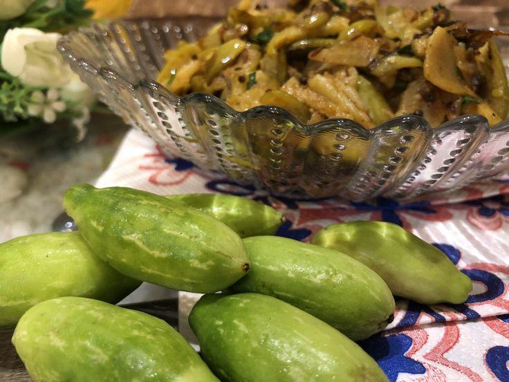Kundru Aloo Ki Sabzi (Ivy gourd Potato Dry Vegetable) - Lunch Recipe