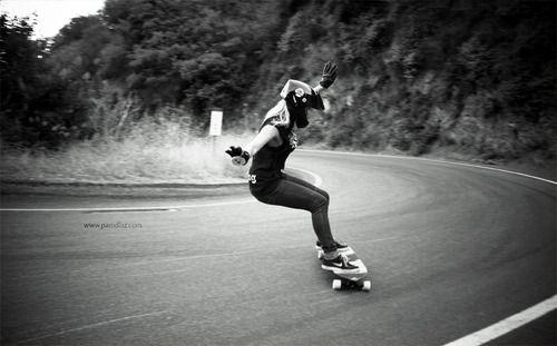 Downhill Longboarding Wallpaper Girls longboarding tumblr ... Freedom Birds Tumblr