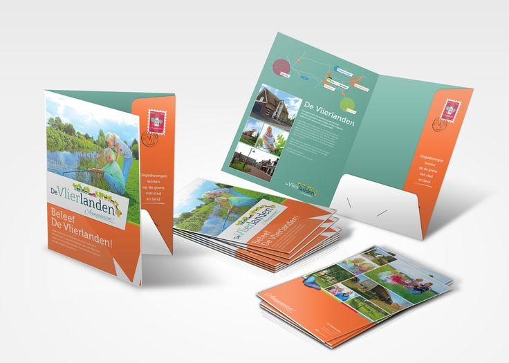 De Vlierlanden presentatiemap
