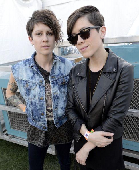 Tegan And Sara Haircuts: 35 Best Tegan Quin Images On Pinterest