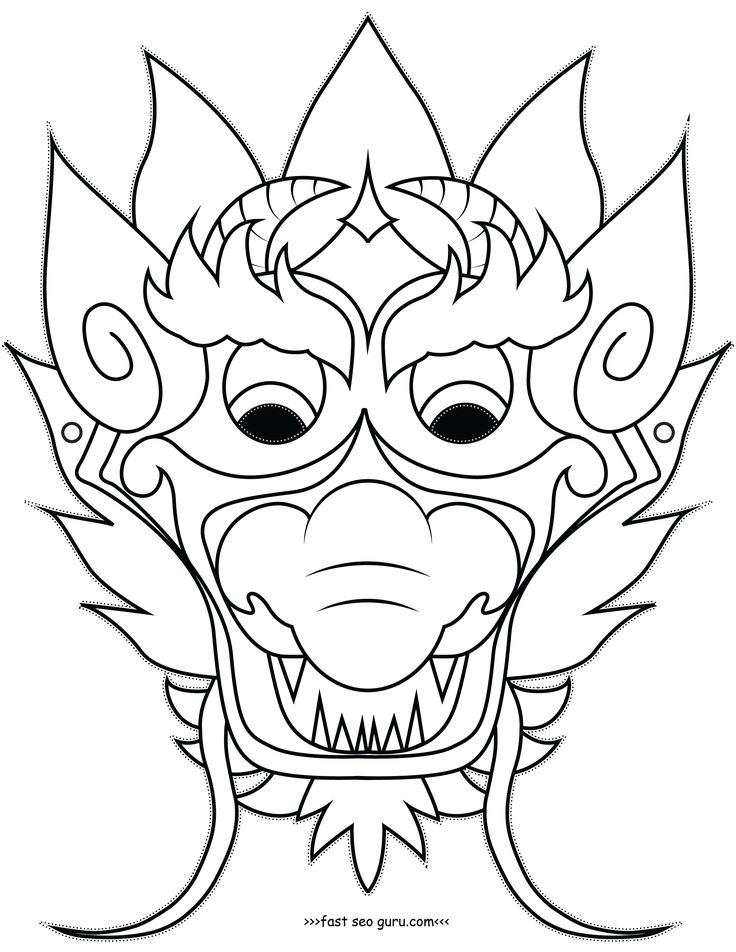 blank halloween coloring pages - photo#12