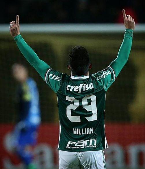 Bigode # Palmeiras 17