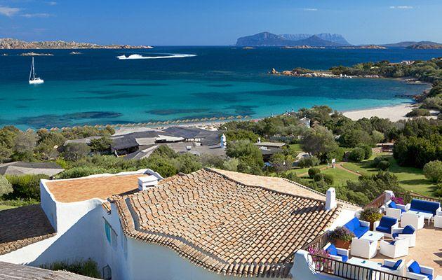 Hotel Romazzino ~ Porto Cervo ~ Olbia ~ Sardinien ~