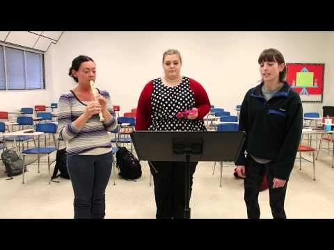 Rob Amchin—Intro to Orff—Poem Explorations (2 little sausages) - YouTube