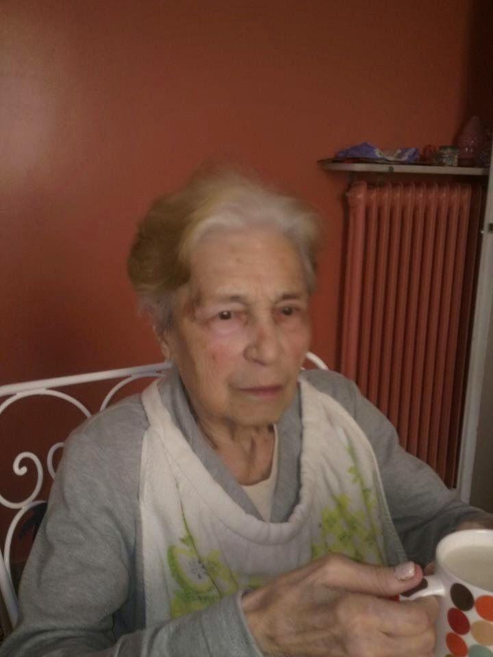 Σκέψεις: Μια αληθινή ιστορία γιαγιάς 92 ετών,γράφει η Ευτυχ...