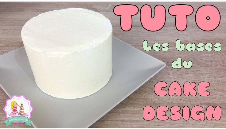 •♡• Aujourd'hui je vous propose un tuto complet sur les bases du cake design pour apprendre à cuire un gâteau parfait avec la recette complète du molly cake,...