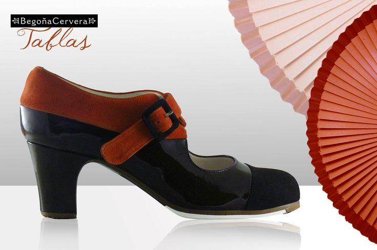 https://www.tamaraflamenco.com/es/zapatos-de-flamenco-profesionales-4 Zapato profesional de flamenco Begoña Cervera
