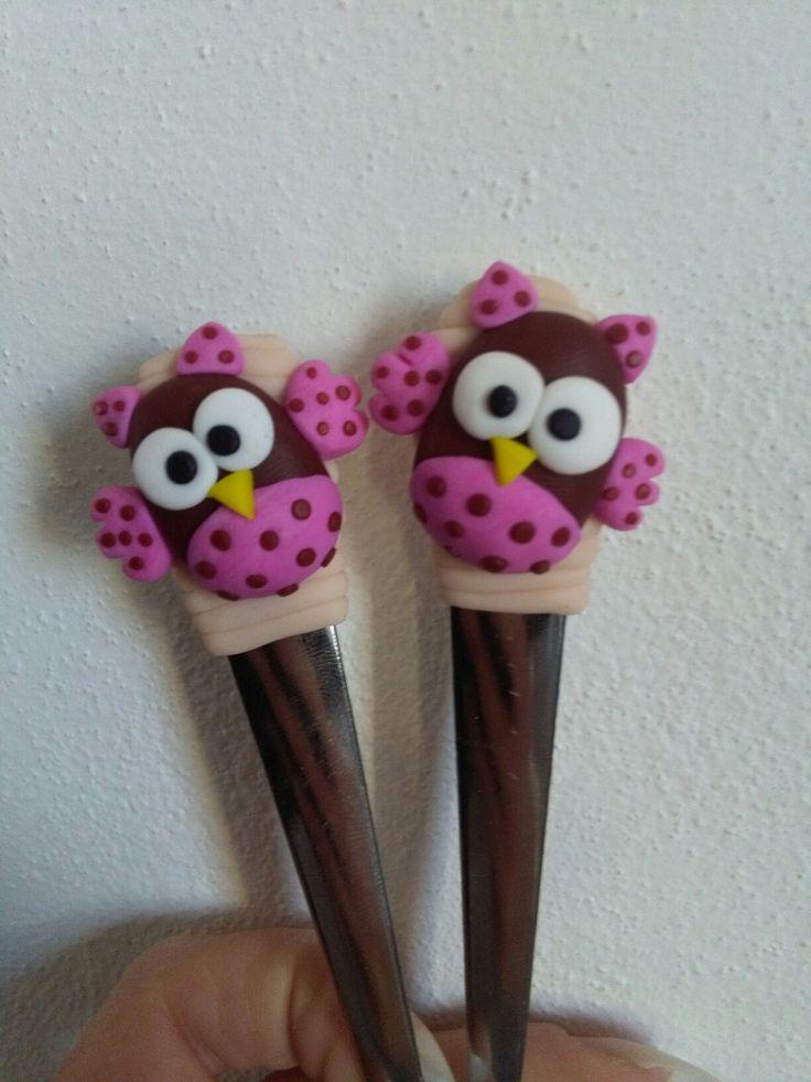 Polymer owls