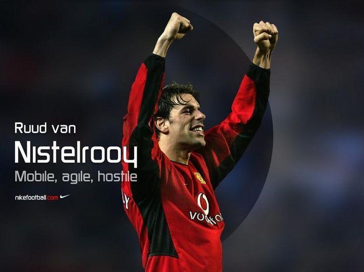 Ruud Van Nistelrooy Man Utd.