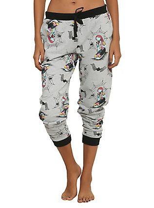 The Nightmare Before Christmas Sally Girls Pajama Pants,