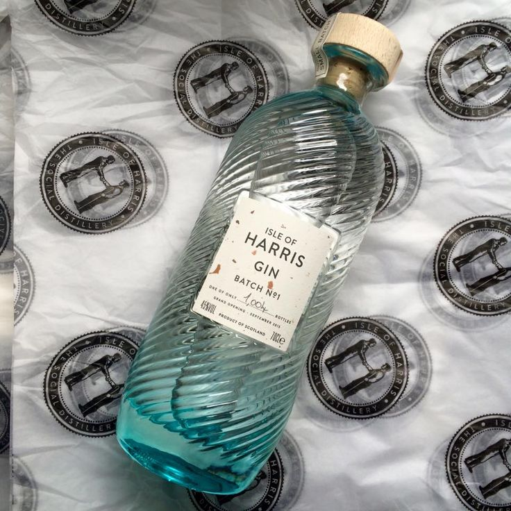 Isle of Harris Gin Batch No. 1