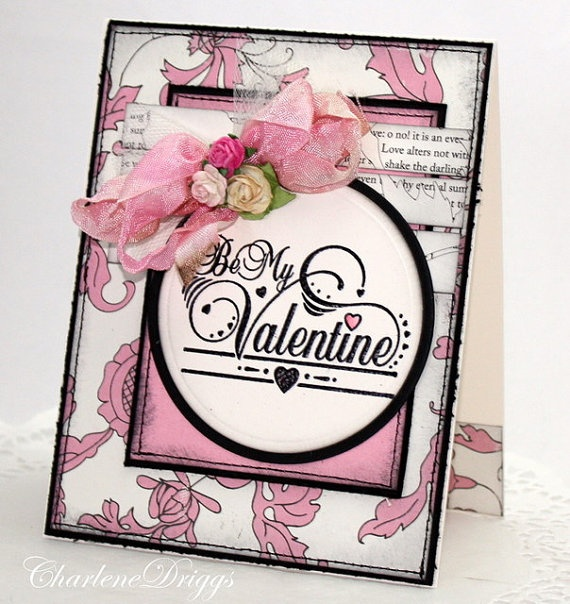 View Simple And Creative Valentines Day Cards Collection. Also Browse Other  Holiday Cards, Greeting Cards,decorating, Crafts,handmade Gifts And Project  ...