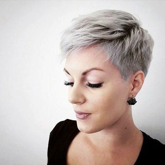 """Mi piace"": 1,463, commenti: 7 – Kurze Haare (Kurzhaarfrisuren Damen) su Instagr"