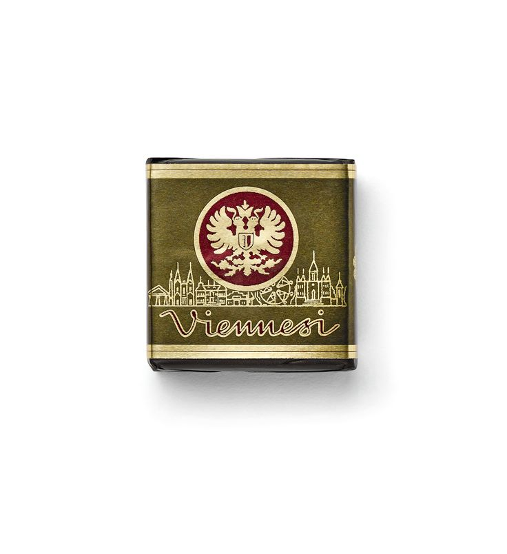This is a Viennese <3 Wafers with Chocolate coverage, symbol of Babbi since 1958.