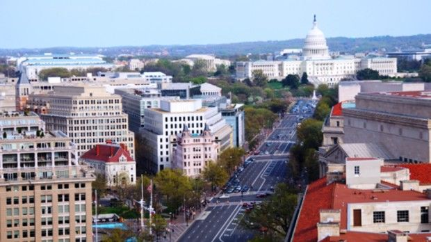 Whether you plan to move to D.C. for a job or just want to be near all of the action, finding an apartment in one of these Washington, D.C. neighborhoods will make sure you're living at the epicenter of history. #DC #politics