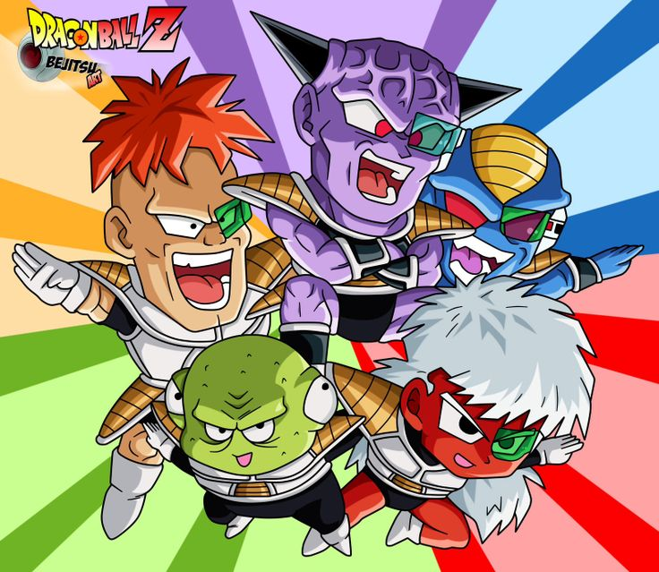 14 best ginyu force images on pinterest dragons dragon