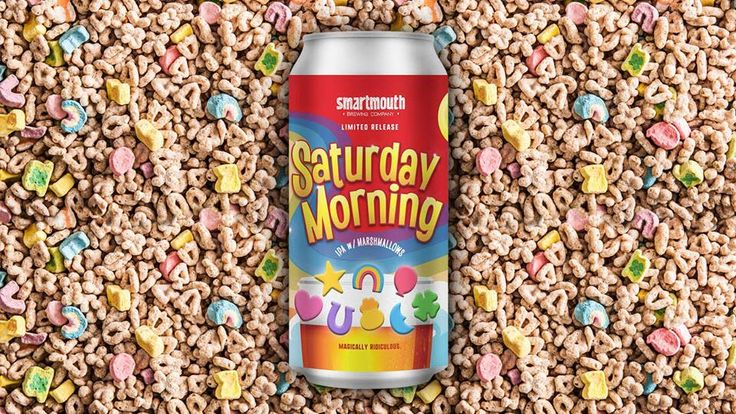 Smartmouth Brewing Company Lucky Charms