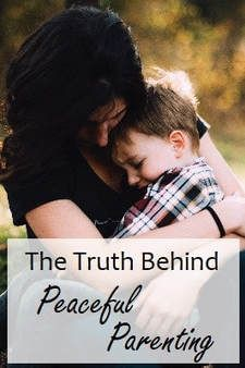 Reasons to use Peaceful Parenting. Understanding Peaceful Parenting. Peaceful Parenting Misconceptions