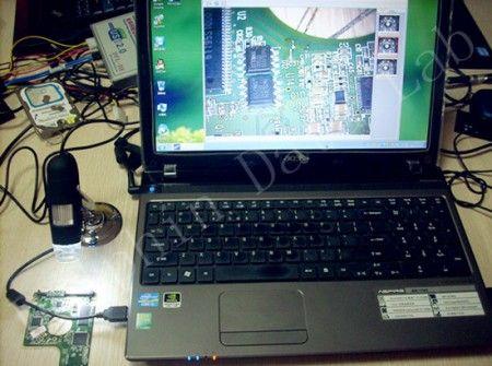 USB Digital Microscope Plus