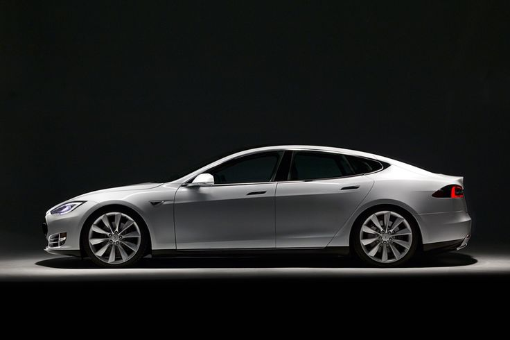 Tesla Model S  Fully electric; 300 mi range; 0-60 in 5.6 secs! Plug it into a standard 120-volt wall outlet before bed & it's ready to go the next morning. So cool!