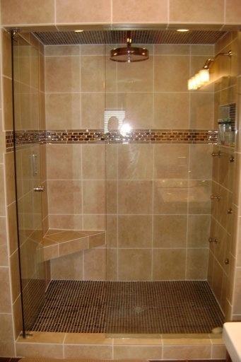 Steam Shower W/Remote Control Body Sprayers U0026 Rain Shower Head