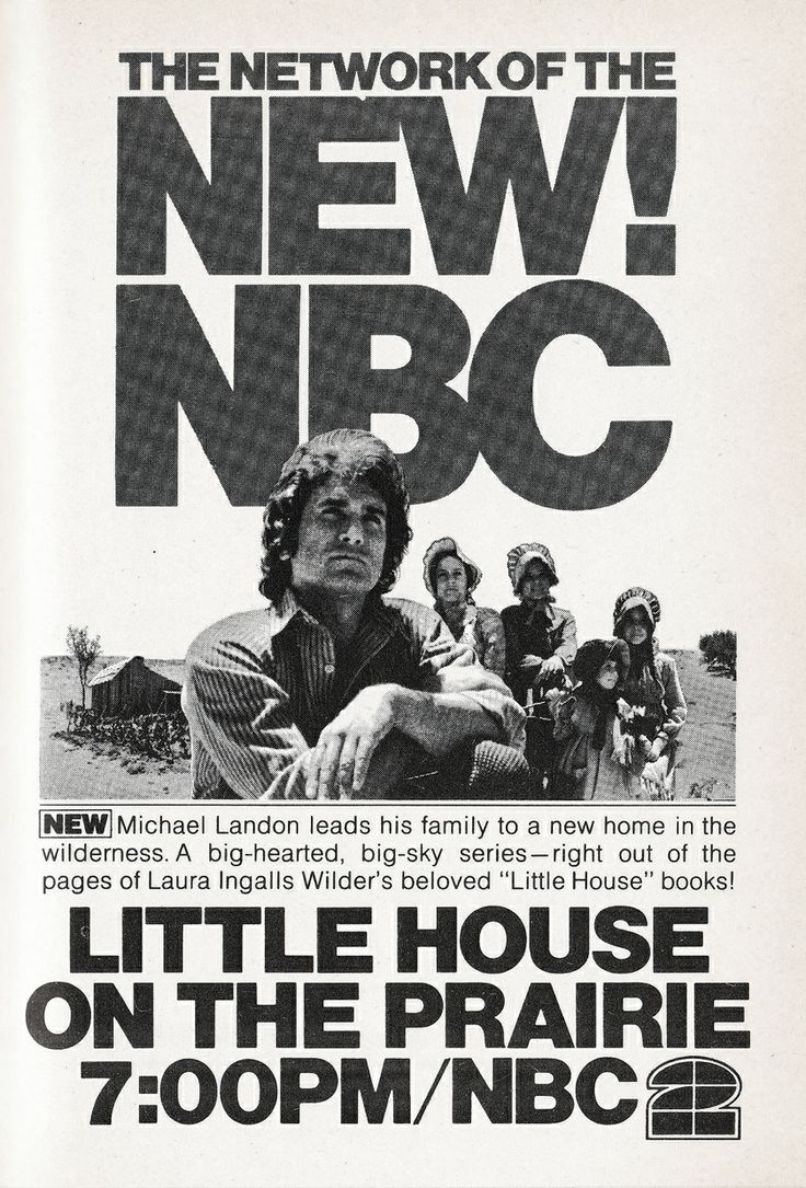 Little House On The Prairie Starring Michael Landon Premiered On Nbc On  Wednesday, Sept