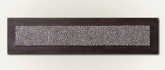Textured  Decorative Wall Panel  Handmade Wall by JeemadoDecor