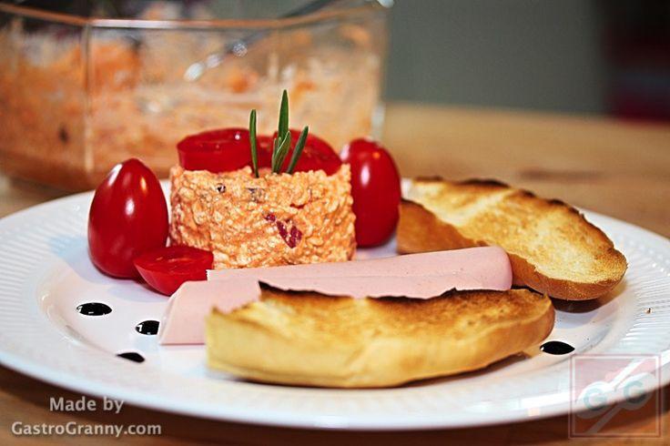 Egy egészséges kedvenc: A körözött – GastroGranny receptjei videóval