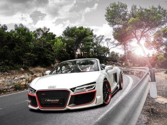Regula Tuning Audi R8 V10 Spyder (2014)