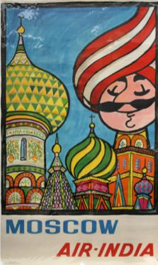 Moscow - Air India