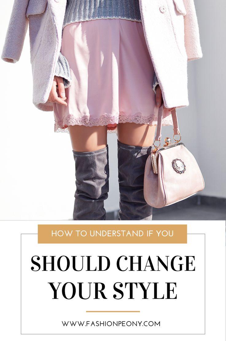 Do you feel you should change your style? Read this post! | Senti che la tua vita è arrivata ad un punto morto? Non hai più entusiasmo nel vestirti? Vuoi cambiare stile? Leggi questo post! | The fashion peony blog