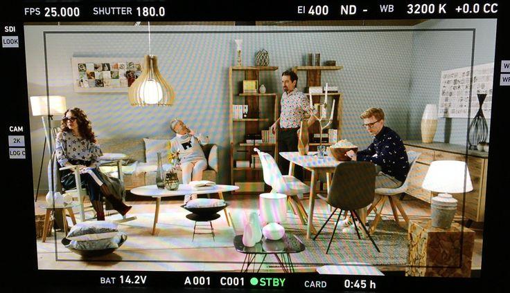 Filmproduktion: 13 Werbespots in 3 Tagen - So funktioniert Teamwork
