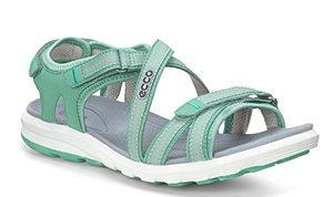 Ecco ladies sandals - Ecco Cruise Ladies Touch Fastening Casual Sandal #womens #ladies #sandals #green #ecco #nubuck #leather Ecco Shoes Online http://www.robineltshoes.co.uk/store/search/brand/Ecco-Ladies/