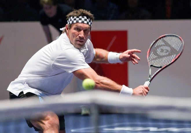 Pat Cash, ATP Champions Tour, Stockholm