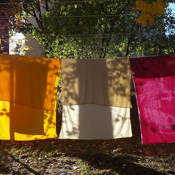 Pyykit Laajasalossa