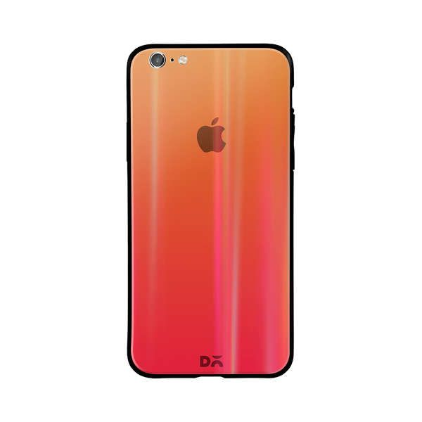 Gradient Glass Case Cover For iPhone 6S