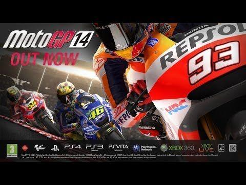 MotoGP™14 Videogame LAUNCH TRAILER