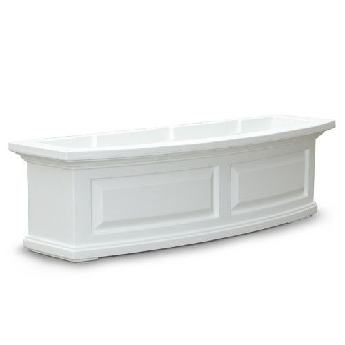 Found it at Wayfair.ca - Nantucket Self-Watering Plastic Window Box Planter