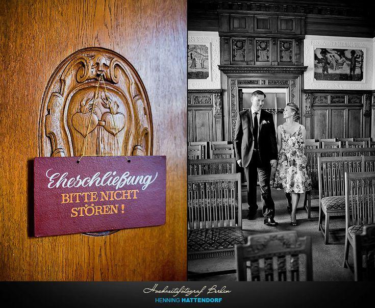 Hochzeitsfotograf Berlin Standesamt Pankow