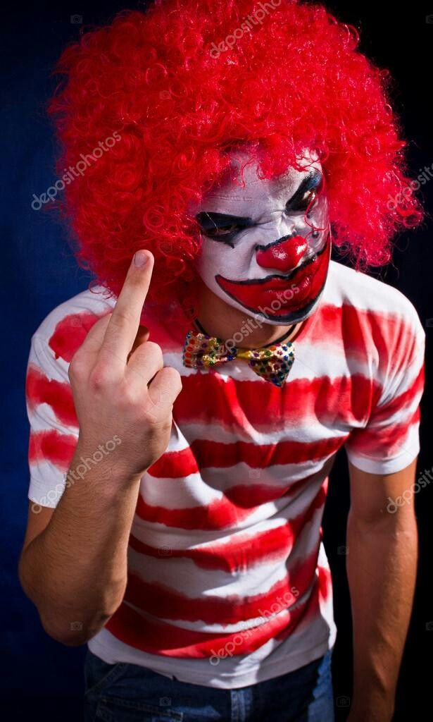 Send in the clowns...