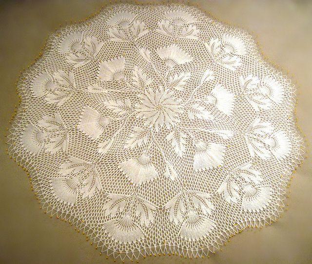 Ravelry: Lotus Flower pattern by Herbert Niebling