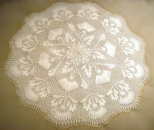 Ravelry: Lotus Flower pattern by Herbert Niebling