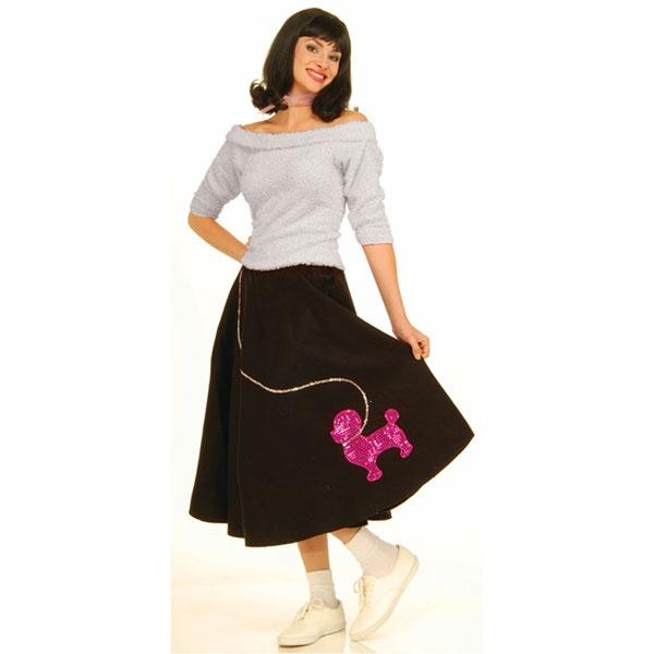 37 Best Poodle Skirts Images On Pinterest