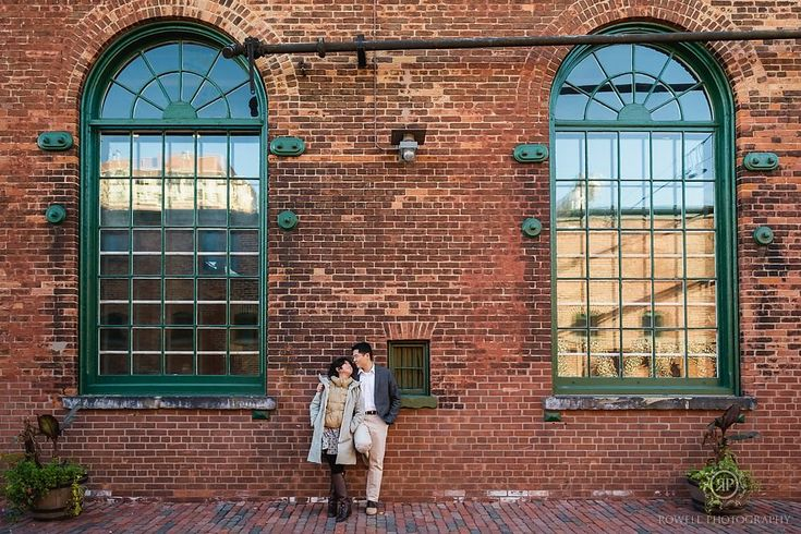 Toronto Canada Pre-Wedding-Engagement Photos