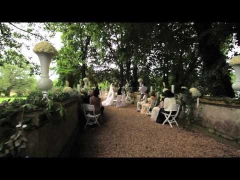 The Wedding of Charles Stuarts favorite model Coco Rocha & James Conran