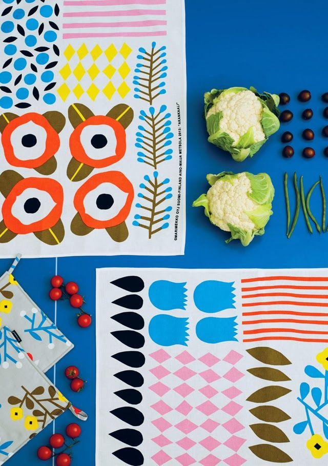 Marimekko Home S/S 2014 | Hello Nancy